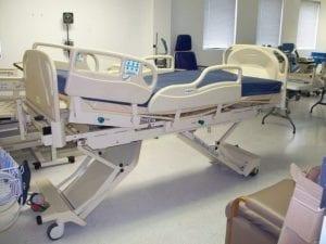 medical bed repair