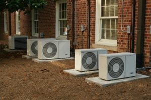 Air conditioning unit and repair, Greasley Electronics,