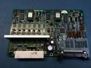 Air conditioning PCB - Andover Controller, Greasley Electronics, PCB Repair, Industrial PCB Repair, Air conditioning parts,