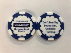 Greasley - Greasley Electronics Charity Golf Day 2019