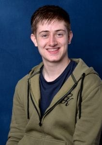 Stuart, apprentice started in 2019