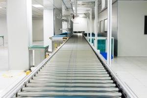 Greasley - Vibrating Conveyor Belt Repairs