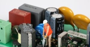 Machinery breakdowns - Electronic Repair