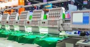 Embroidery Machine Repair - Circuit Board Repair