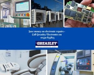 CNC Machine Repairs, Greasley electronics,