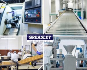 PCB Repair, Industrial Electronics, Food Production, Greasley Electronics