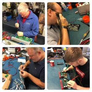 Greasley Electronics team of experts