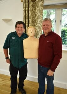 First Aid with Jon Fuller