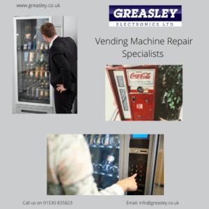 vending machine repair specialists